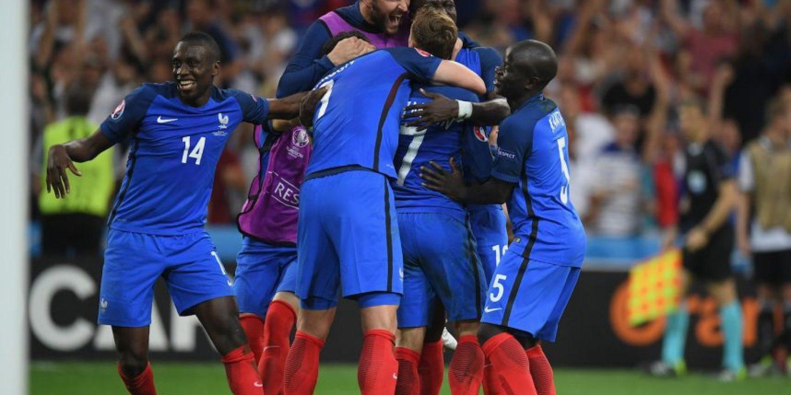 Francia quiere hacer valer su condición de local Foto:Getty Images. Imagen Por: