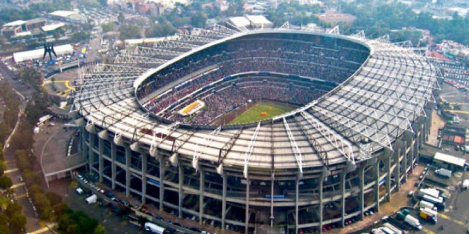 Estadio Azteca (México) Foto:Getty Images. Imagen Por: