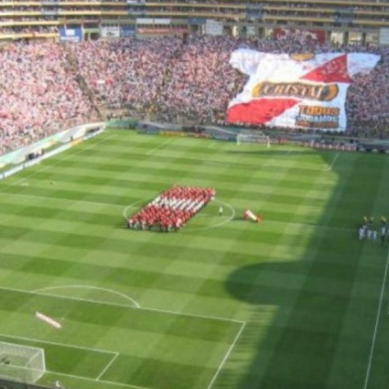 Estadio Monumental de Lima Foto:Getty Images. Imagen Por: