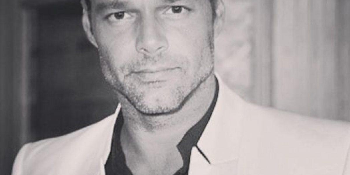 Hospitalizan padre de Ricky Martin
