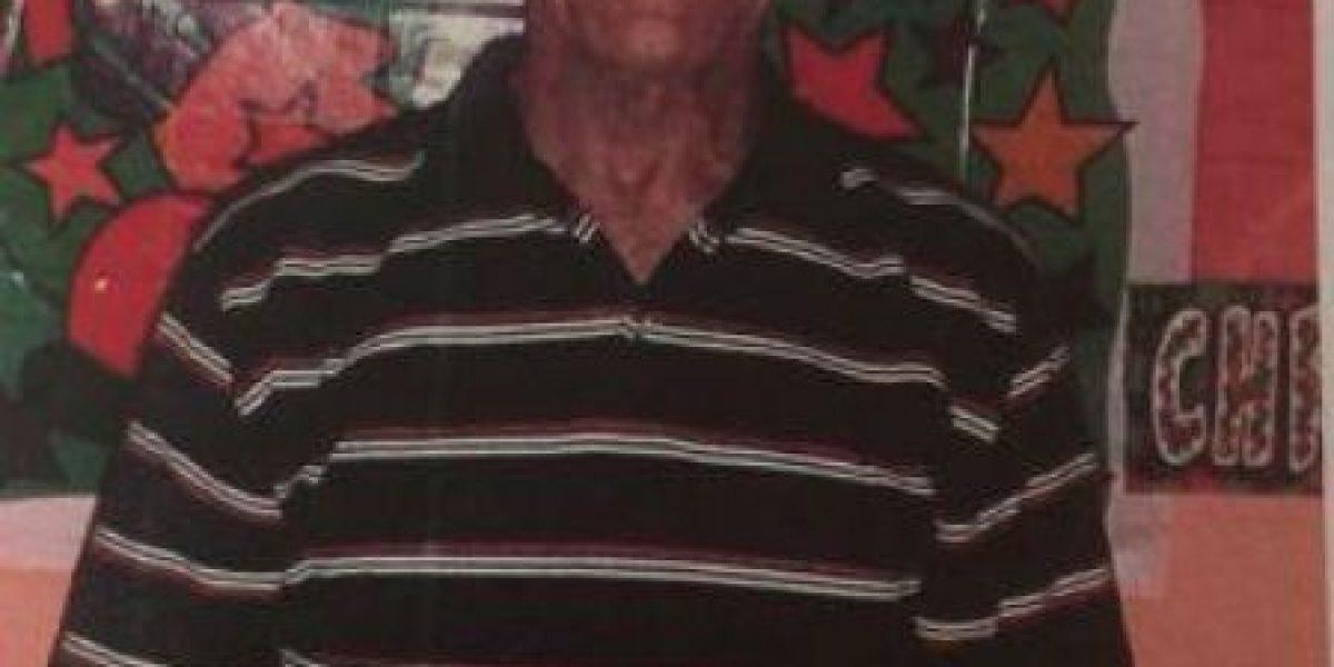 Buscan hombre reportado desaparecido desde mayo