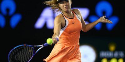 María Sharapova Foto:Getty Images. Imagen Por: