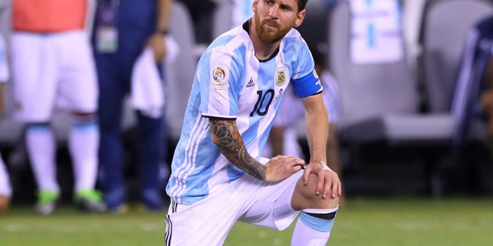 Liojel Messi Foto: Getty Images. Imagen Por: