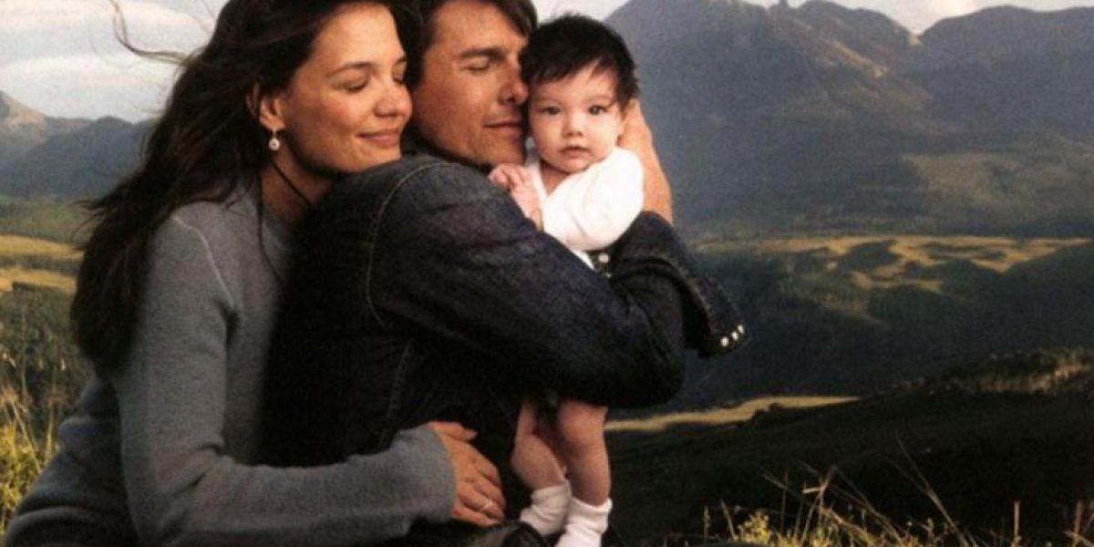 A 10 años del enlace de sus padres: Así está Suri Cruise