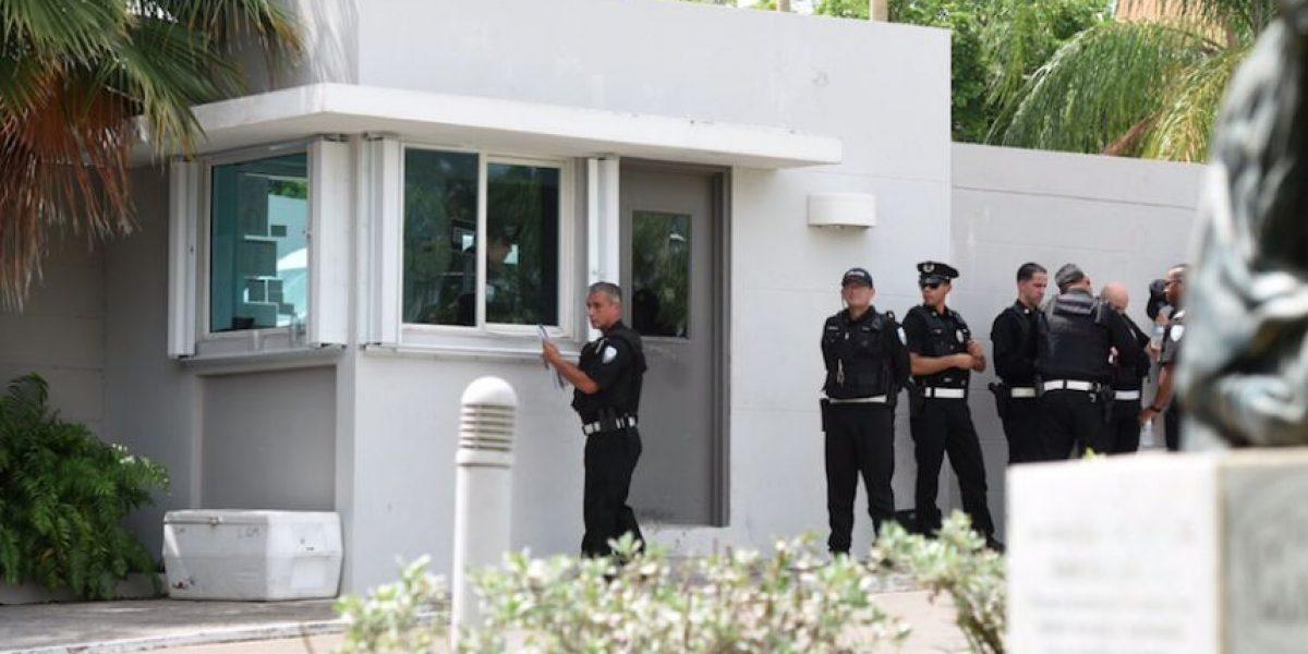 Bajo custodia federal padre de niña ahogada en Casa Cuna