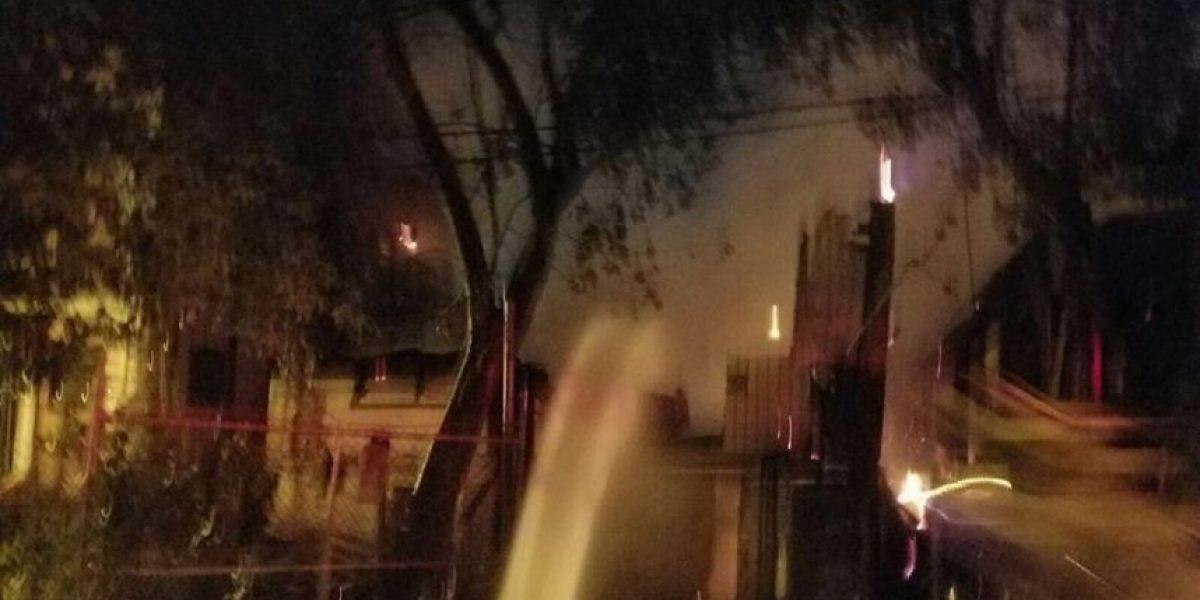 Incendio en casas deja 4 heridos en Santurce