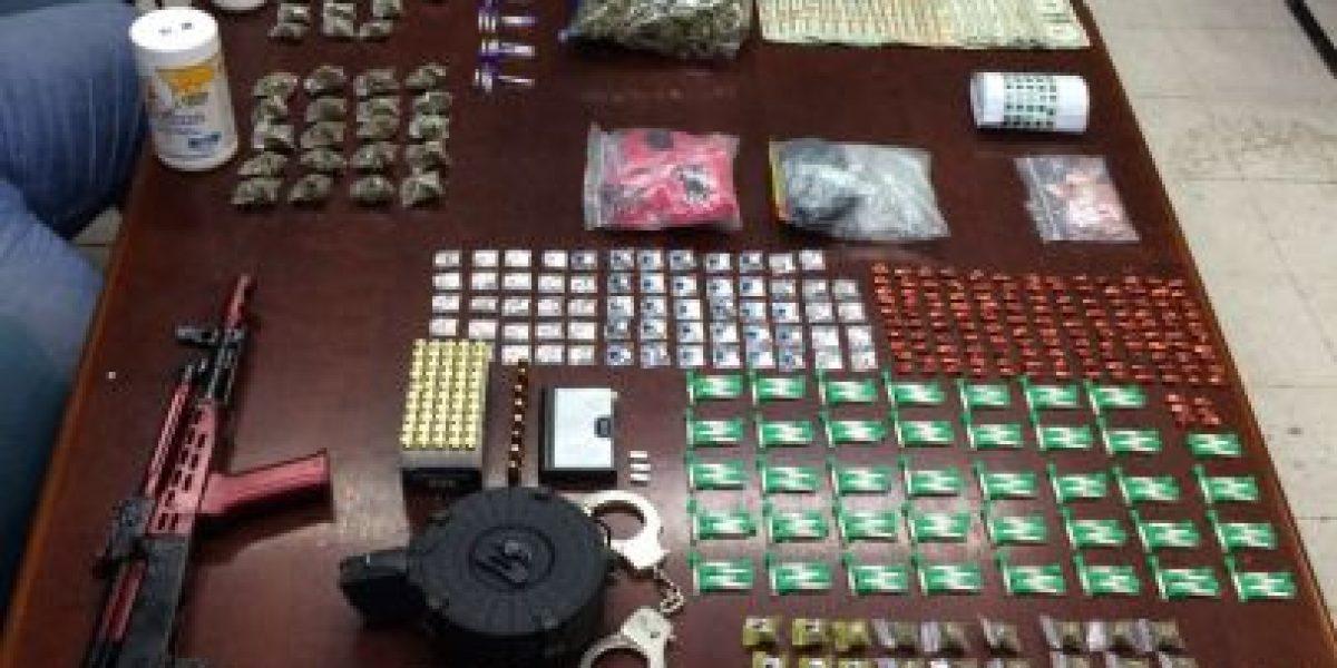 Confiscan drogas con logotipos de El Chapo y los Chicago Bulls