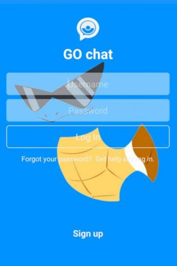Foto:Go chat. Imagen Por: