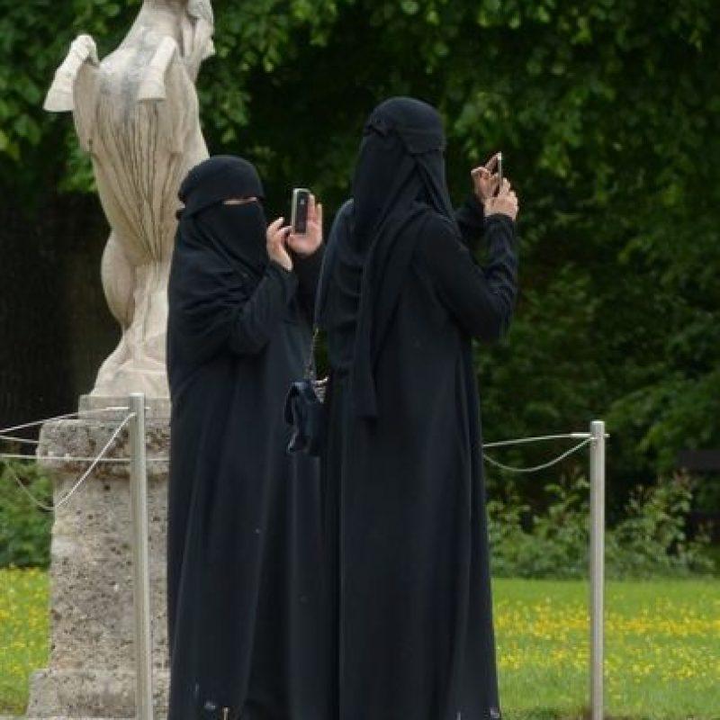Estado Islámico vende esclavas sexuales por Internet Foto:Getty Images. Imagen Por: