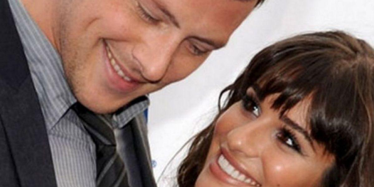 Homenaje de Lea Michele a Cory Monteith a 3 años de su muerte