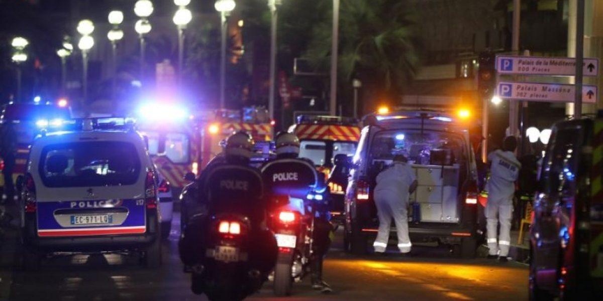 Imágenes perturbadoras que dejó el ataque en Niza