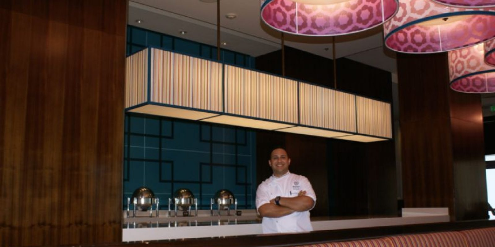 Chef Osvaldo Ortega. Imagen Por: