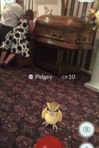 En funerales. Foto:Nintendo. Imagen Por: