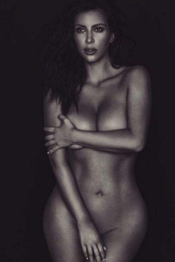 Lo suelen sufrir también las famosas. Kim Kardashian y Emili Ratajkowski se han pronunciado contra esto. Foto:Twitter. Imagen Por: