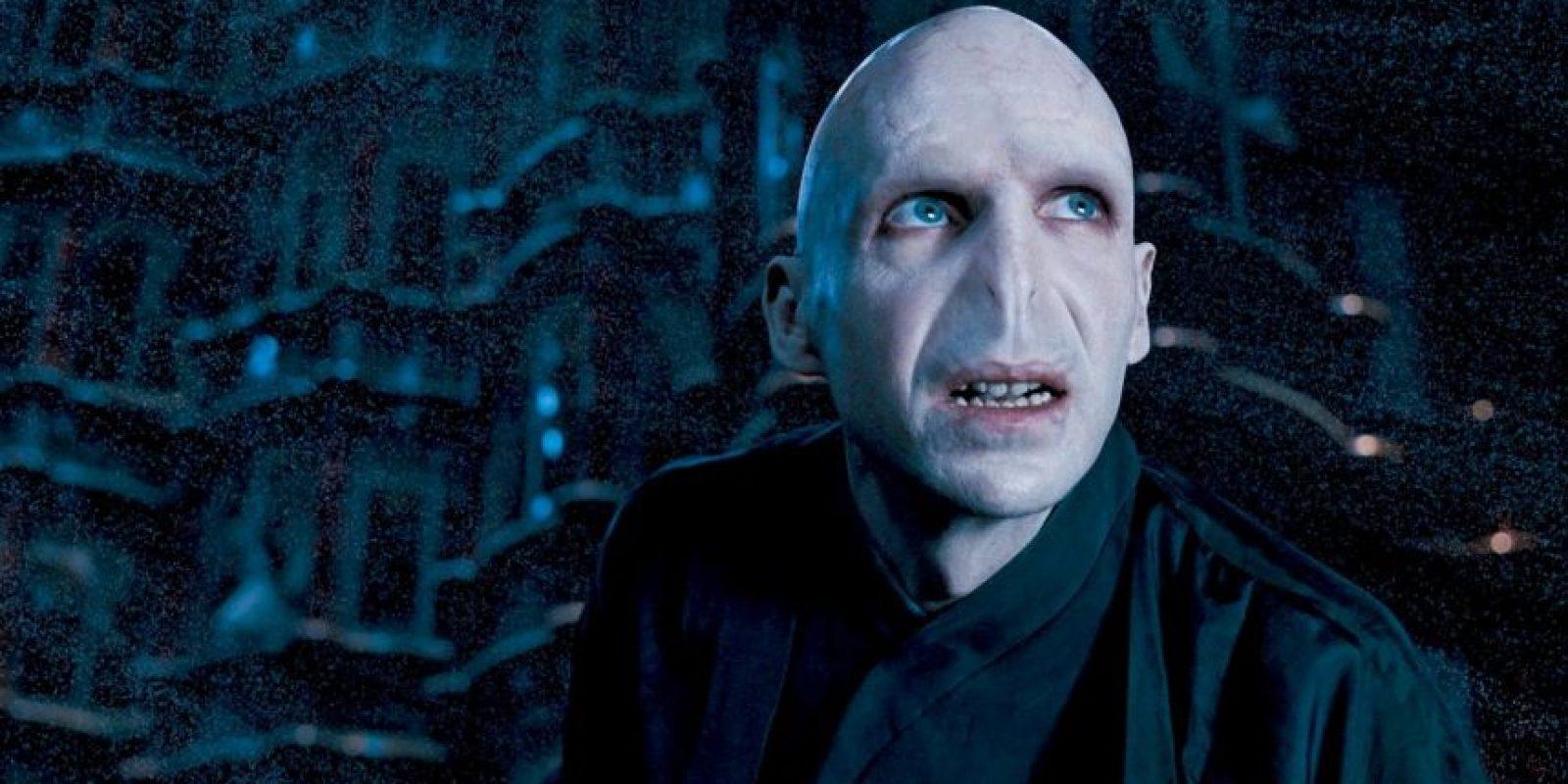 """Voldemort el villano de """"Harry Potter"""" podría tener duelos con los usuarios. Foto:Facebook Harry Potter. Imagen Por:"""