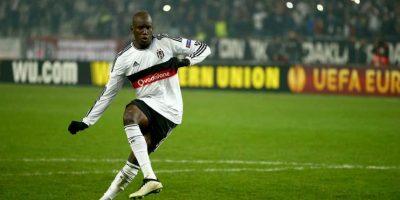 Es delantero y forma parte de la selección de Senegal con la que lleva marcados cuatro goles. Foto:Getty Images. Imagen Por: