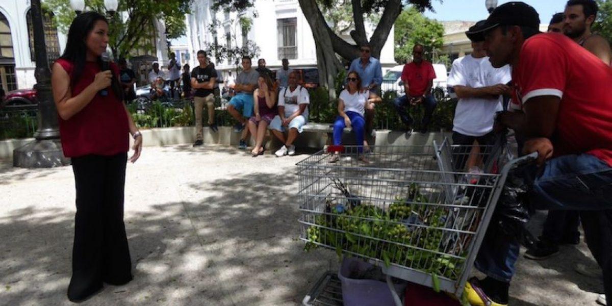 Lúgaro condena al gobierno por estigmatización a exconfinados