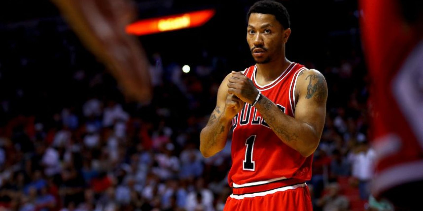 Derrick Rose Foto: Getty Images. Imagen Por: