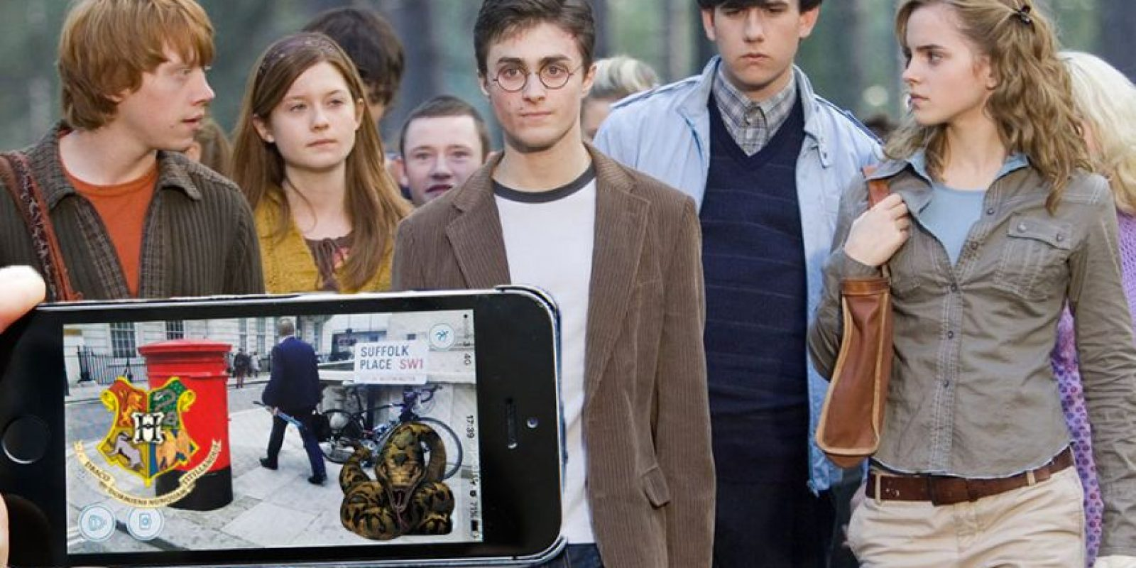 Foto:Facebook Harry Potter. Imagen Por: