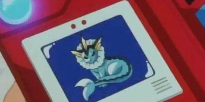y la evolución Piedra de agua del Pokémon Eevee, Vaporeon Foto:Oriental Light and Magic. Imagen Por: