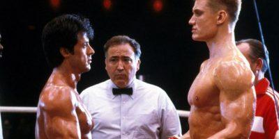 Ivan Drago fue el mítico personaje que lo llevó a la fama con la película Rocky IV Foto:IMDB. Imagen Por: