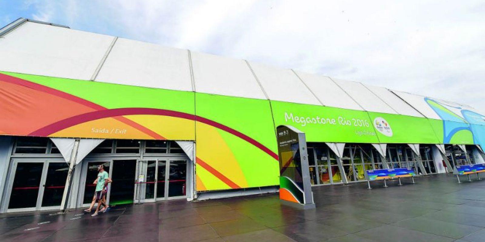 Con más de tres mil productos con licencia, la tienda oficial de los Juegos se montó en las playas de Copacabana. Foto:BRUNA PRADO / METRO RIO. Imagen Por: