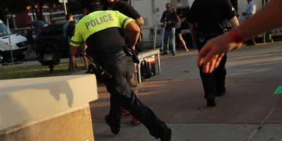 Los ataques a policías han aumentado considerablemente en Estados Unidos. Foto:Getty Images. Imagen Por: