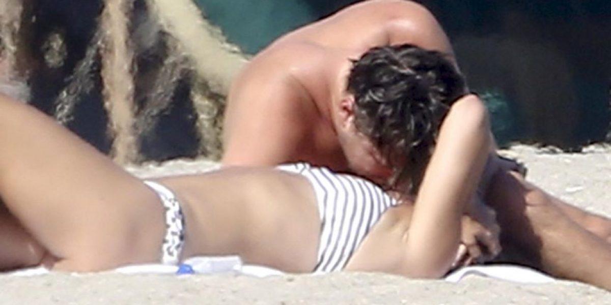 Nueva novia de DiCaprio es 17 años menor que él