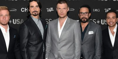 Backstreet Boys Foto: Getty Images. Imagen Por: