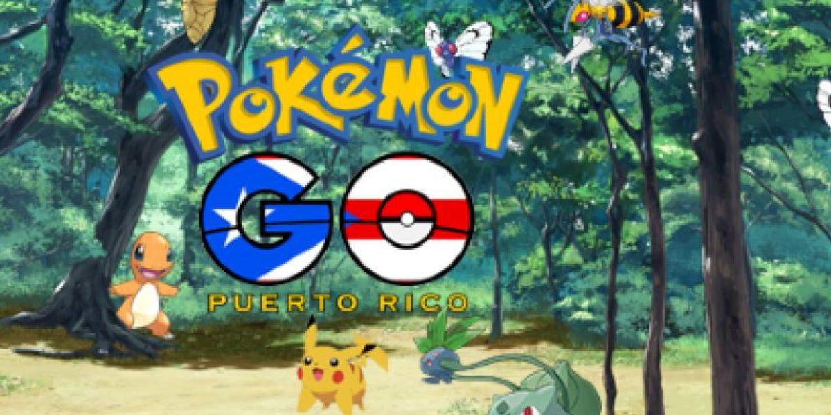 Pokémon Go ya está disponible en Puerto Rico