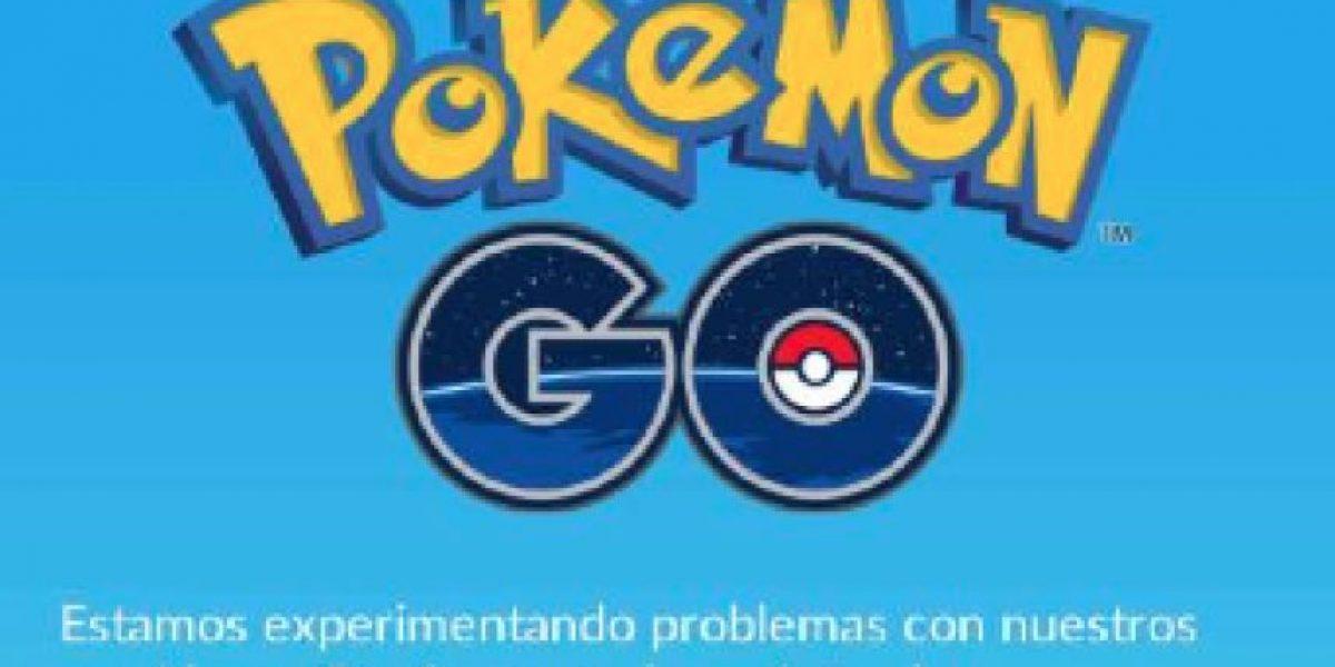 Servidores de Pokémon Go confrontan problemas en la isla