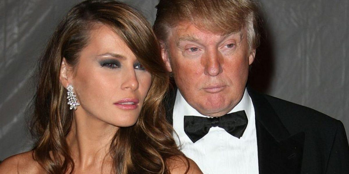 ¿Quién es Melania? La esposa de Donald Trump 24 años menor que él