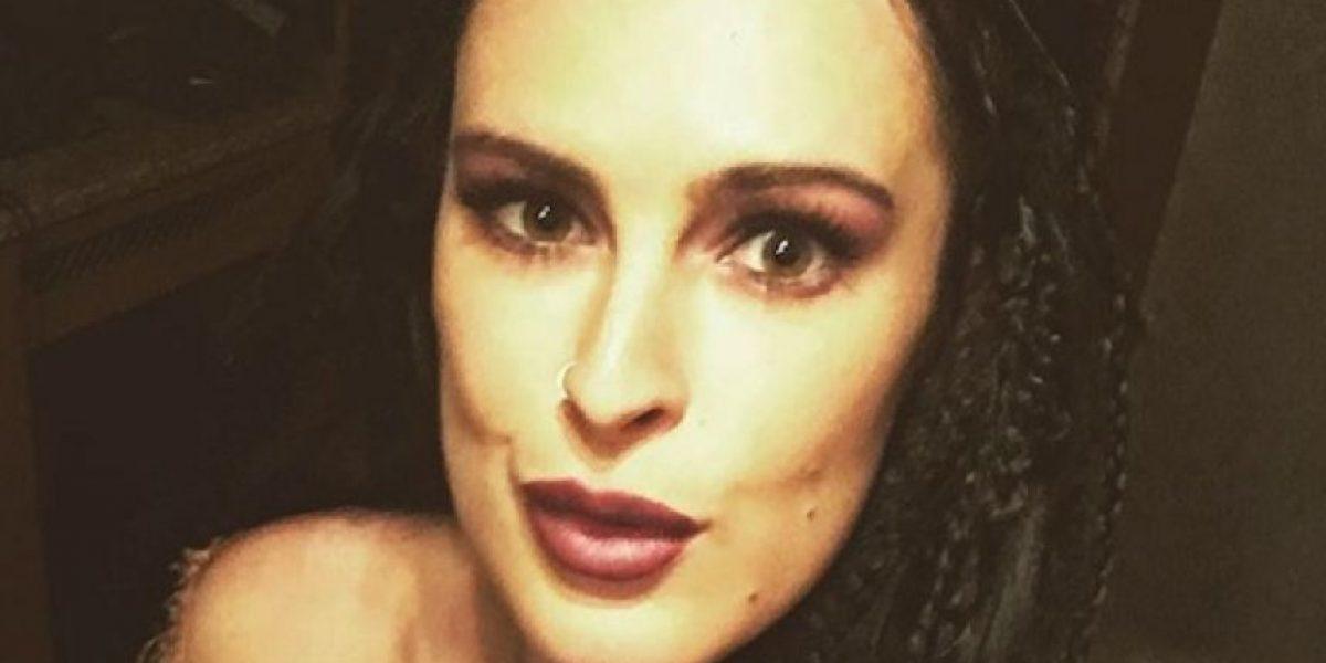 Hija de Demi Moore sorprende con diminuta cintura