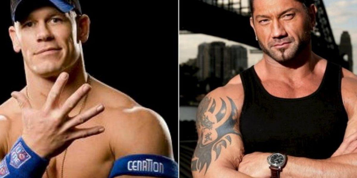 WWE: John Cena: culpable de la salida de Batista