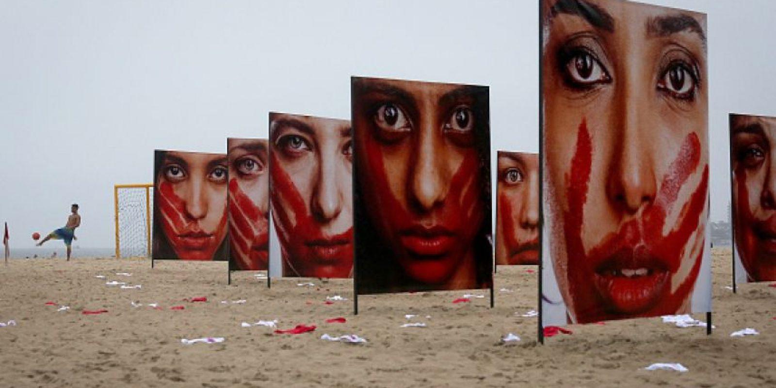 Perú fue el primer país en promulgar una ley para prevenir y sancionar el acoso sexual en espacios públicos Foto:Getty Images. Imagen Por: