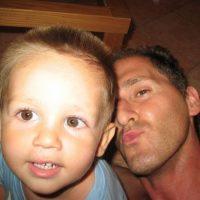 Decidieron donar los órganos del niño para salvar cinco vidas. Foto:Vía facebook.com/cristian.scaravelli. Imagen Por: