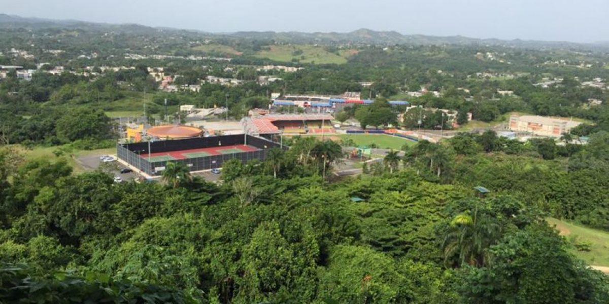 Premian canchas de tenis de Puerto Rico