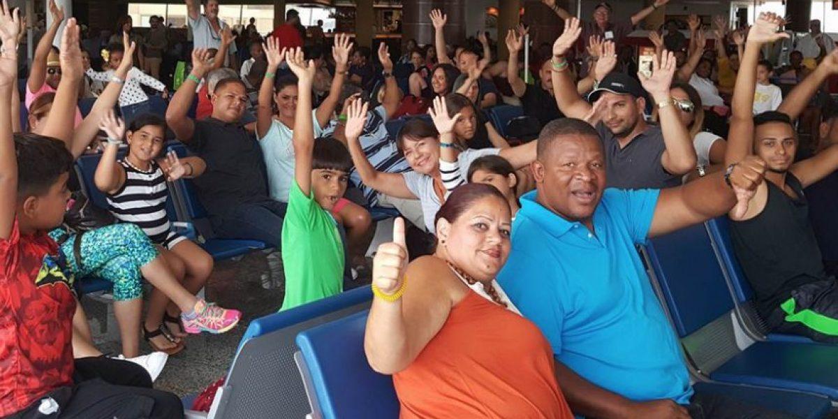 Varados en Dominicana pasajeros boricuas