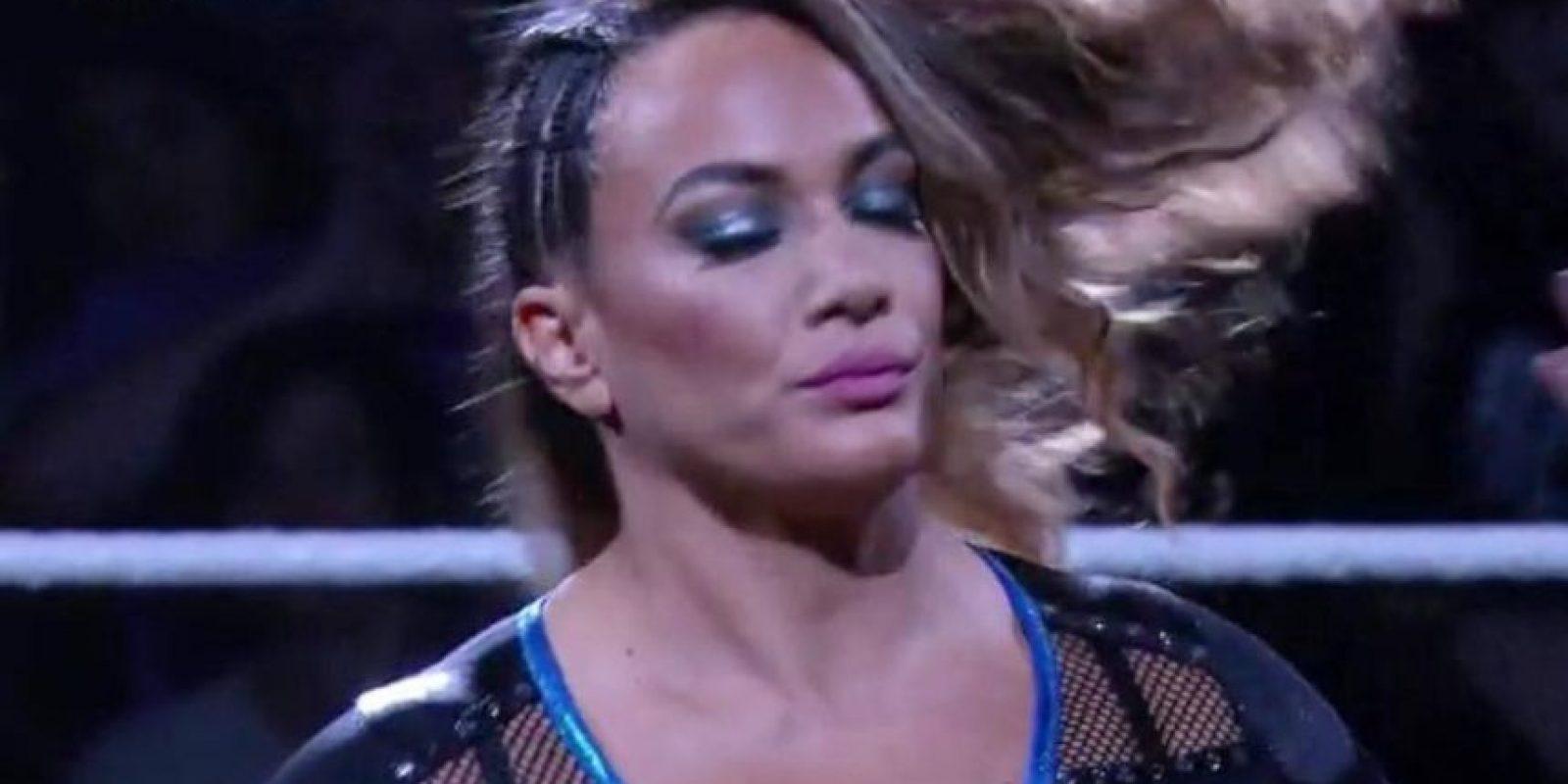 Su nombre real es Savelina Fanene Foto:WWE. Imagen Por: