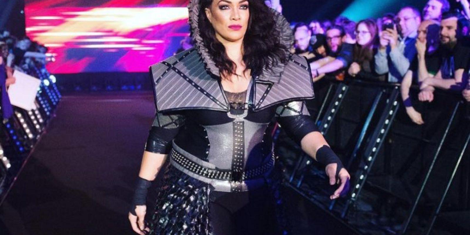 Nia Jax Foto:WWE. Imagen Por: