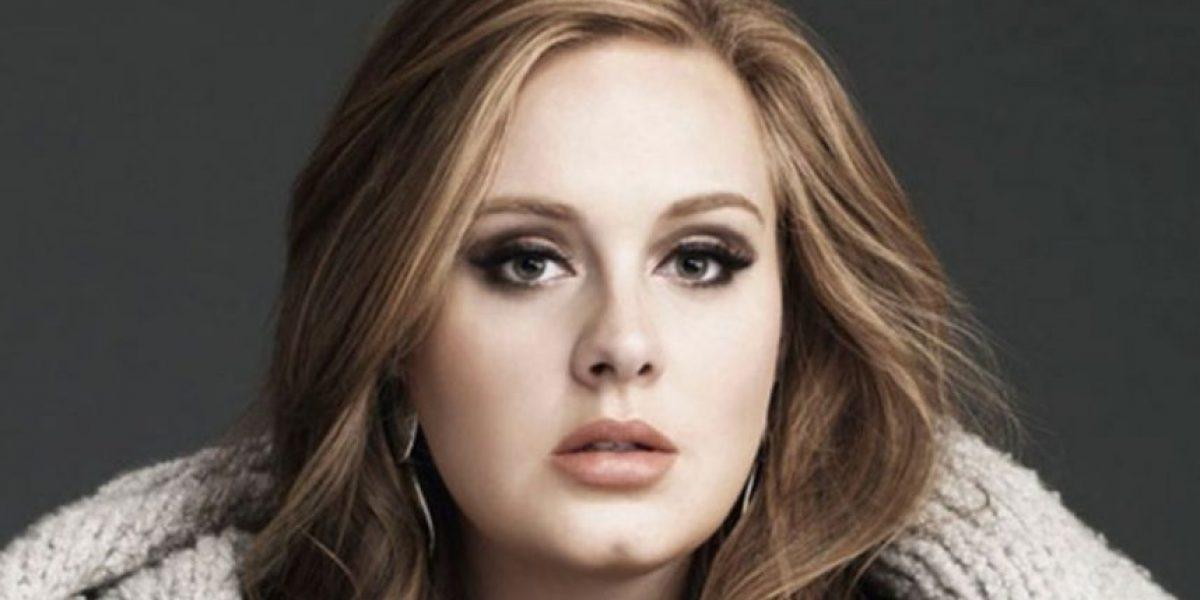 Adele publica fotos en Instagram sin una gota de maquillaje