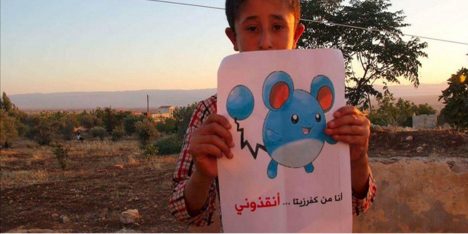 La UNICEF calcula que unos 8.4 millones de menores se han visto afectados por la guerra. Foto:Twitter @RFS_mediaoffice. Imagen Por: