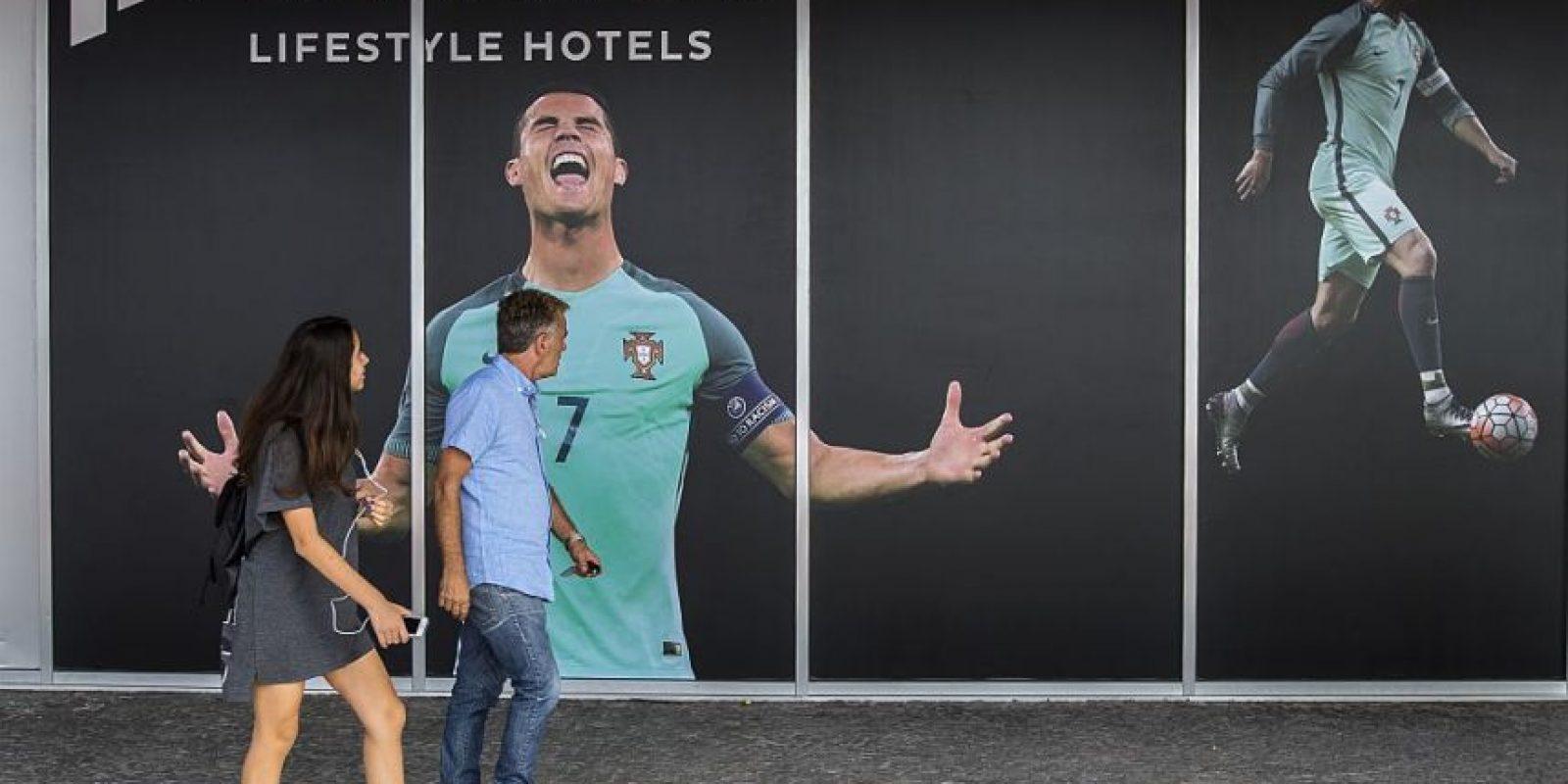 """El resort lleva por nombre """"Pestana CR7"""" Foto:Getty Images. Imagen Por:"""