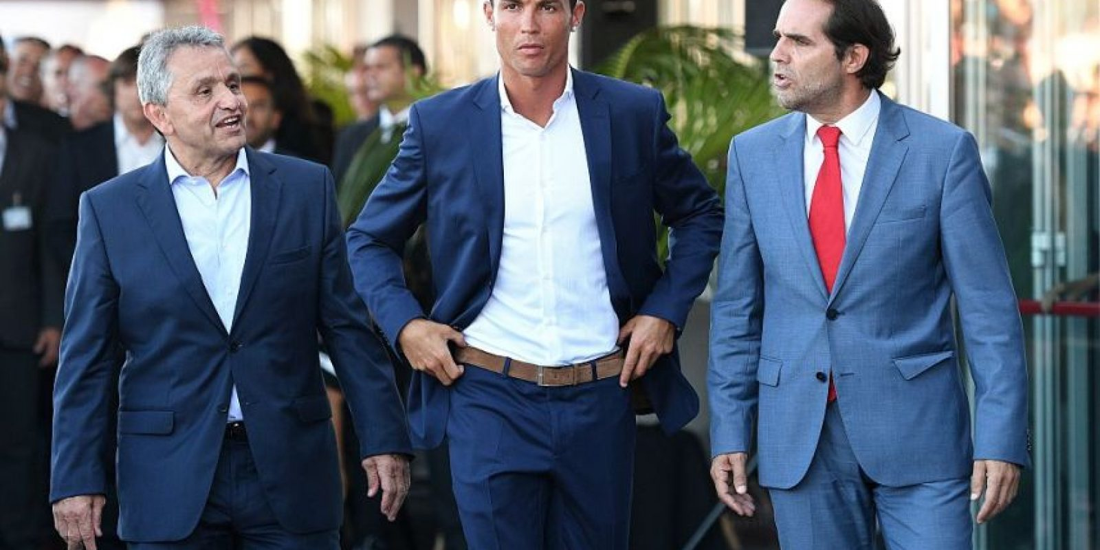 El futbolista portugués ganó la Champions League y la Eurocopa con Portugal. Foto:Getty Images. Imagen Por: