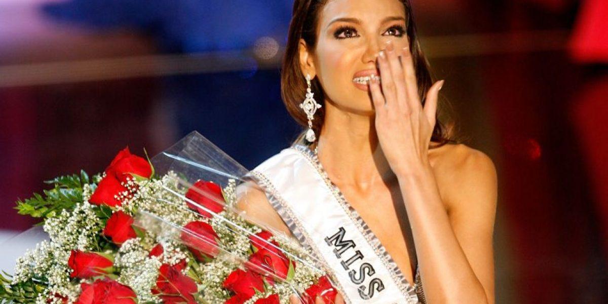 FOTOS: Recordamos el reinado de Zuleyka Rivera como Miss Universo 2006