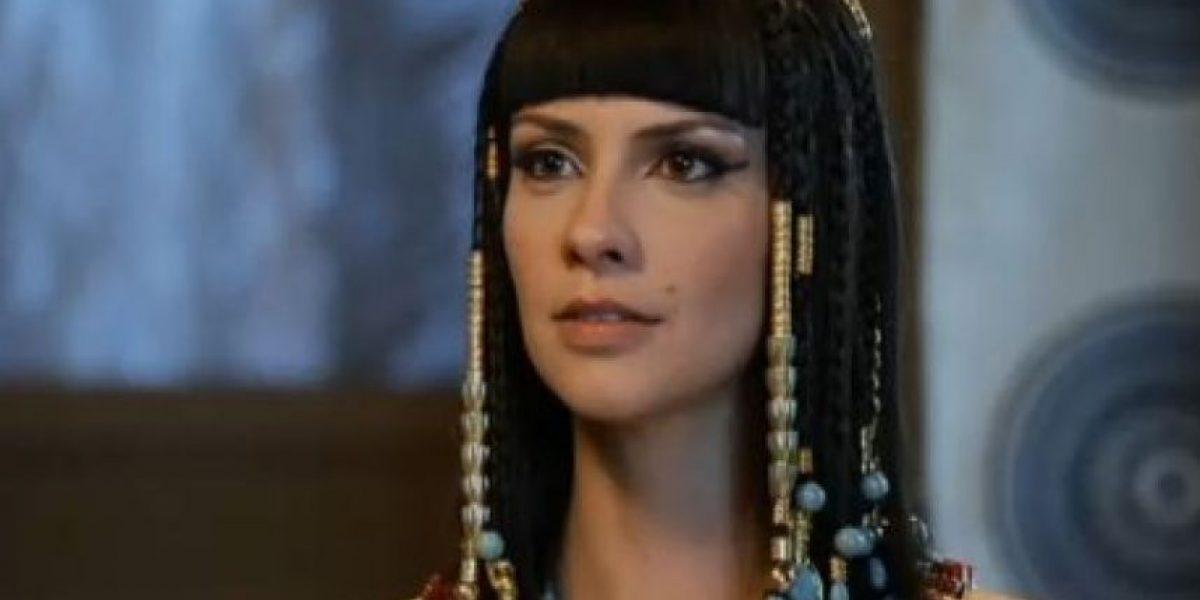 """Fotos: Así luce """"Nefertari""""  fuera de la serie """"Moisés y los 10 mandamientos"""""""