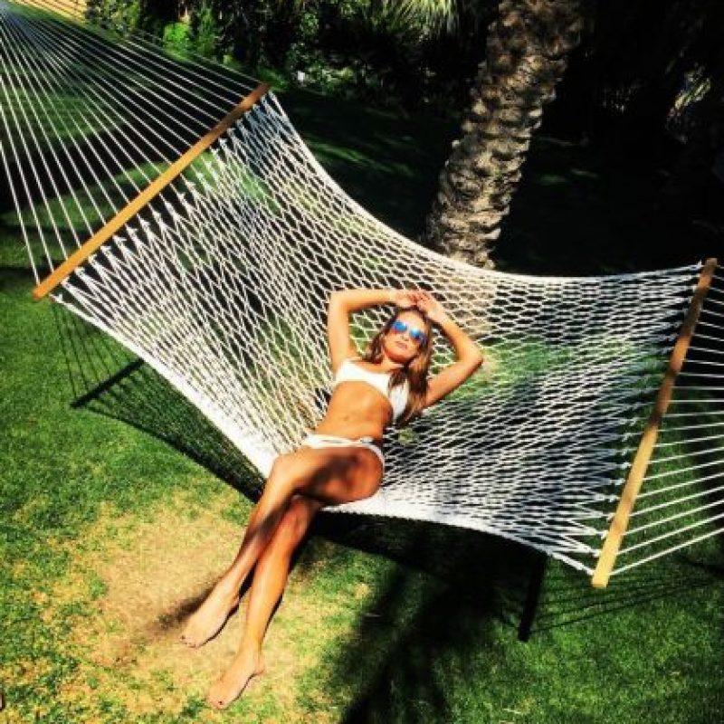 Foto:Vía instagram.com/msleamichele/. Imagen Por:
