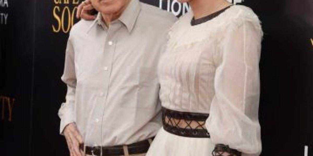 Kristen Stewart pensó que Woody Allen la odiaba