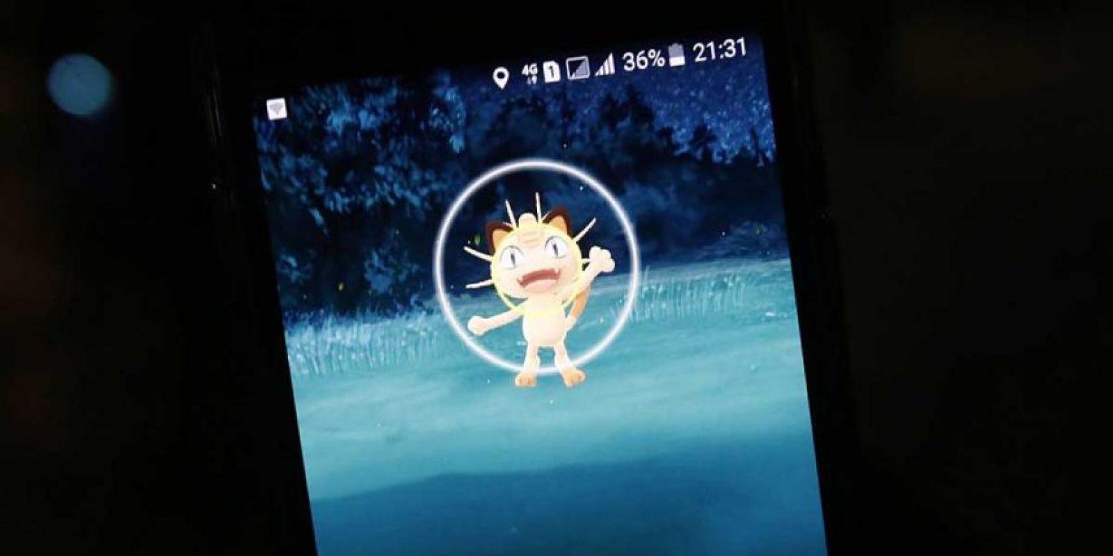 Durante sus primeras semanas de vida, Pokémon Go superó en búsquedas a la siempre poderosa industria de la pornografía. Foto:Getty Images. Imagen Por:
