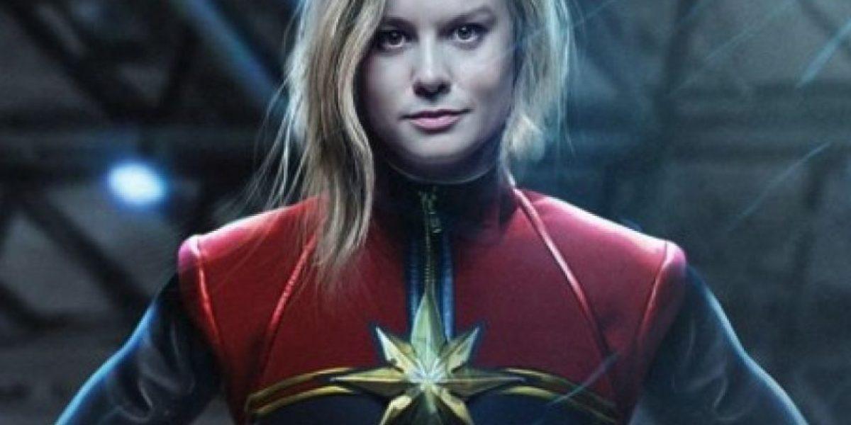 Comic Con: Se confirmó que Brie Larson será Capitán Marvel